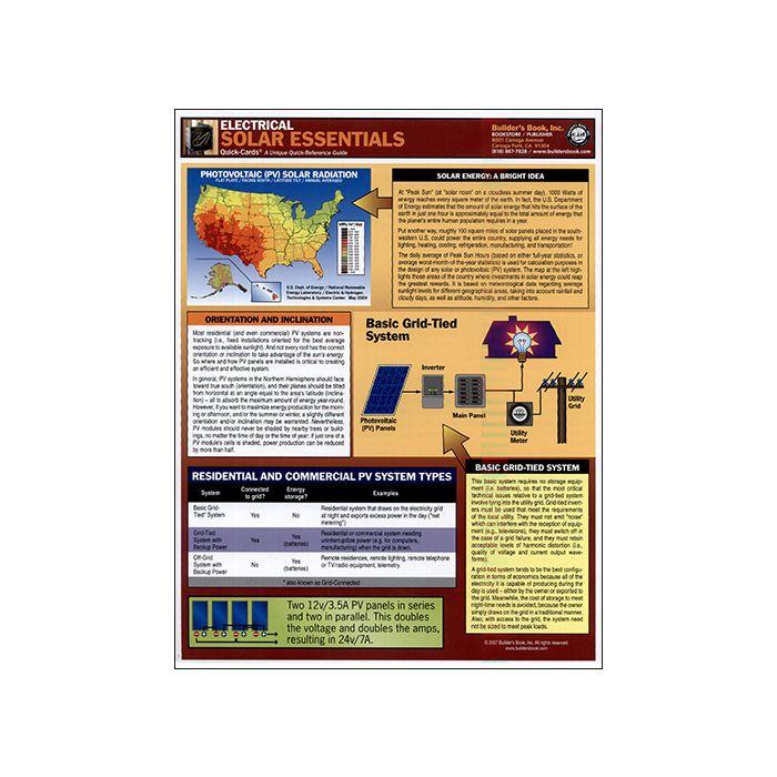Solar Essentials