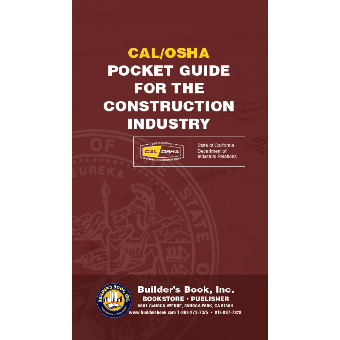 Cal/OSHA Pocket Guide for the Construction Industry
